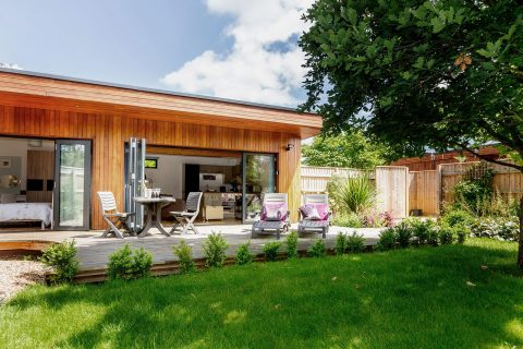 Guests are welcome back at Upthorpe Lodges